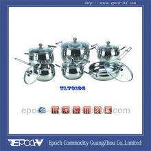 12pcs apple shape induction cooker compatible cookware TL70195