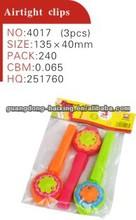 Haixing PP material,bag sealer clip,plastic clips,Eco-friendly
