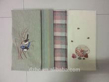 Cotone dishcloth/ricami cucina/te` asciugamani