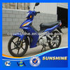 Chongqing Spoke Wheel 125CC EEC Low Price Motorcycle (SX125-14E)