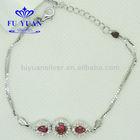 FUYUAN cheap bangle bracelets glass bangle bracelets rubber bangle bracelet, FYB1123