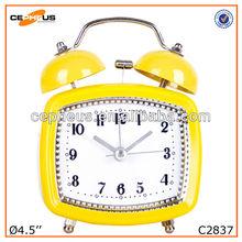4.5 inch Analog Table Clock