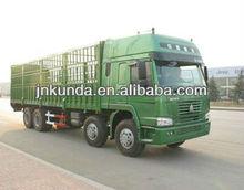 HOWO 336hp Sinotruk 40 ton cargo truck