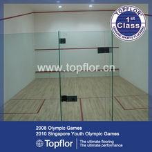 Indoor Tennis Room Wooden surface Flooring Sports flooring Surface