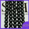 PJ34 Perfect round shape sea shell pearl string