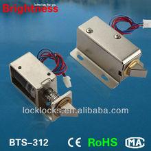 Hot Electric Cabinet Lock BTS-312