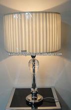 Modern carbon steel crystal dressing table mirror lights