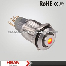 CE ROHS push button electric
