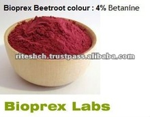 BEET ROOT Red food colour