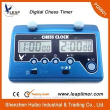 Factory supply popular chess sets digital clock