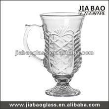 5oz clear glass tea cups GB090306DBL