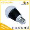 CE SAA UL 40W 60W Halgoen replace Dormitory 7w indoor led bulbs, energy saving bulbs