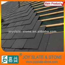 High quality natural black roof slate tile price