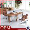 hot sale high quality executive office furniture melamine business table M616