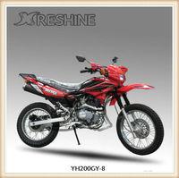 2013 YH200GY-8B model 125cc dirt bike for sale cheap