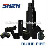 High quality pe 100 gas pipe