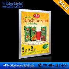 Edgelight AF14 Ultra-thin flat panel led lighting 8mm