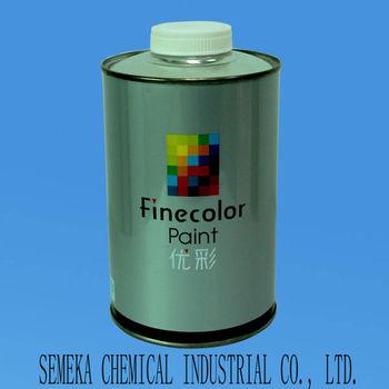 Acrylic Urethane Car Paint Touch Up Paint