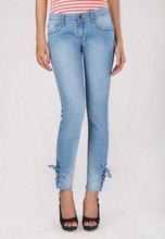 Decorative Women's Jeans