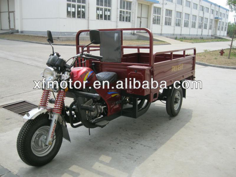 three wheel cargo tricycle