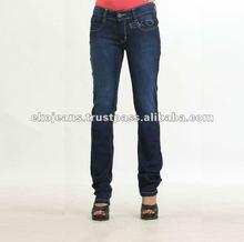 Dark blue women's Jeans