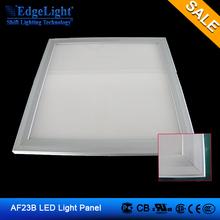 edgelight AF23B high quality led flat panel lighting