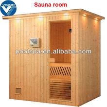 Wooden Mini Indoor Traditional Sauna Steam Room
