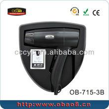2013 Fashion Design 1200W Wall Professional Hair Dryer CD-715-3B