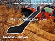 Air Intake Snorkel kit 4x4 Nissan Pathfinder R51 / Navara D40 4wd