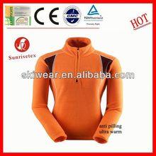 anti pilling ultra warm windbreaker jacket fleece