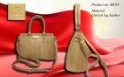 Exotic Ostrich Leather Handbag