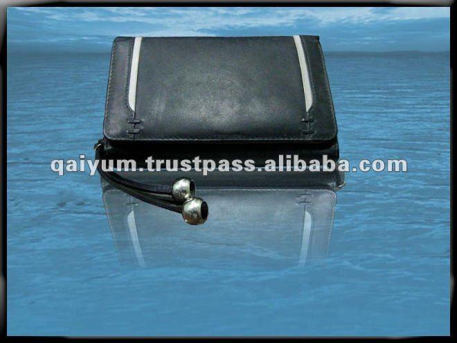 Italian Scrap Leather wallet for Volume customer