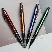 High quality new design office pen, mirro effect ball pen