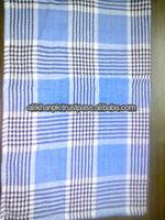 Boxer Check Tea towel