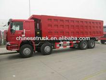 international howo 12 wheels dump trucks export for your company