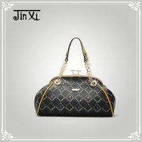 High-end quality fashion leather bag women brand handbag