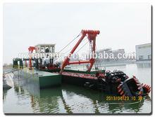 River sand cutter suction dredger