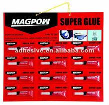 high-performance Super Glue Acrylic Material , 3g Glue