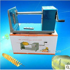 Manual Tornado potato machine, potato spiral cutting machine,potato cutter machine