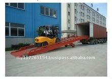 Mobile Steel Ramp / Steel Trailer Ramp