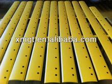 High quality bulldozer motor grader part cutting edge, grader blade 8E4544B70 in stock