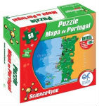 Map of Portugal Puzzle