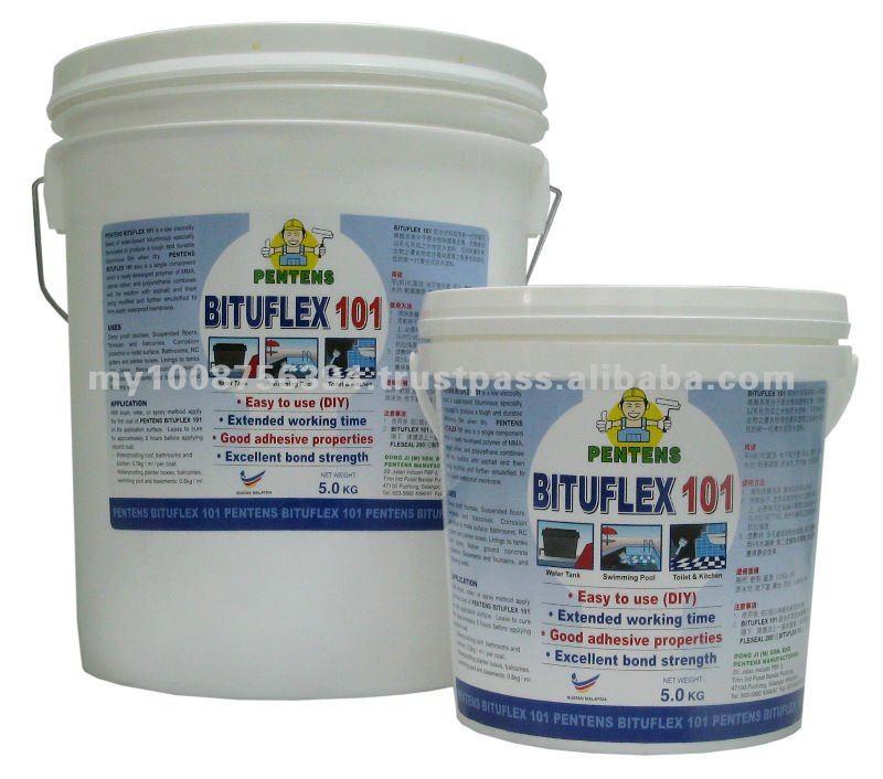 Bituminosos revestimiento protector ( Pentens Bituflex 101 )