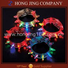 wholesale led flashing bracelets for party