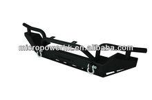 5mm Thickness Black Powder Coating 07-on Jeep Wrangler JK Front Bumper