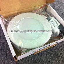 CE&RoHs Approved slim small round Led flat light smd2835 3w/4w/6W/9W/12W/15W/18W white/warm white diameter 85mm/105mm/120mm