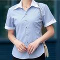 Mais novo Design de alta qualidade projetos uniformes escritório para as mulheres