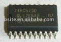 74HC573D ic