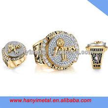 Fashion lakers championship rings