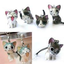 Variety of Cat Anti Dust Ear Cap Plug For phone ECC0102